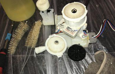 エアコン ドレンエラー修理の巻