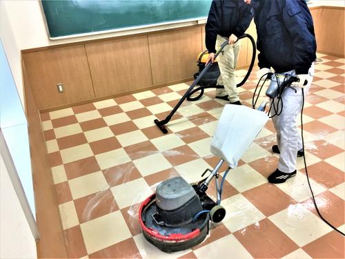 定期的なwax清掃