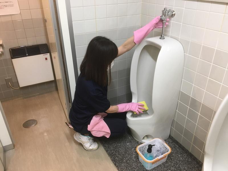日常管理清掃